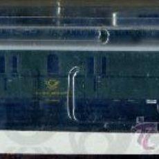 Trenes Escala: FURGON POSTAL ALEMANIA EPOCA III - PIKO 53321 -ED. ESPECIAL DEUTSCHE POST - TREN FERROCARRIL CORREOS. Lote 29633289