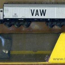Trenes Escala: VAGON ALEMANIA DB / VAW - LILIPUT 240 - TREN FERROCARRIL. Lote 29633388