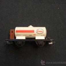Trenes Escala: VAGON CISTERNA - ESSO - VER FOTOS ADICIONALES - . Lote 30598711
