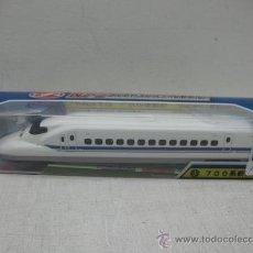 Trenes Escala: TREN ESTATICO DE ALTA VELOCIDAD CHINO,ESCALA N-. Lote 30627052