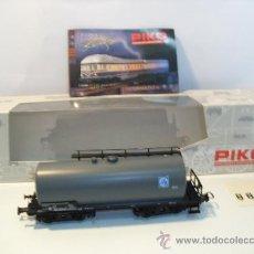 Trenes Escala: PIKO 54370 - ESC H0 -VAGON CISTERNA DE LA DB -EPOCA IV-. Lote 31469099