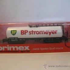 Trenes Escala: PRIMEX REF: 4588- VAGON CISTERNA DE LA BP -ESC HO-. Lote 33676403