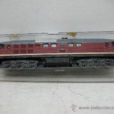 Trenes Escala: LOCOMOTORA DIESEL 130 005-2 CON CORRIENTE CONTINUA - ESCALA H0. Lote 32225694