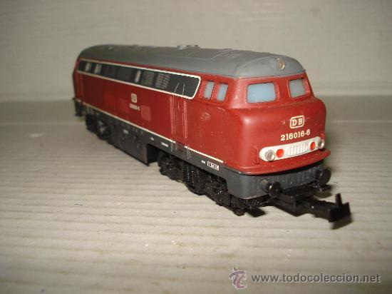 Trenes Escala: Antigua Caja Set con Tren en Escala *H0* de TEMPO . Año 1970s - Foto 6 - 32247300