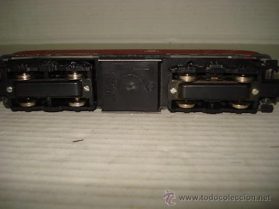 Trenes Escala: Antigua Caja Set con Tren en Escala *H0* de TEMPO . Año 1970s - Foto 9 - 32247300