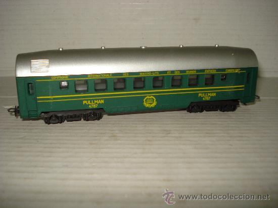 Trenes Escala: Antigua Caja Set con Tren en Escala *H0* de TEMPO . Año 1970s - Foto 7 - 32247300