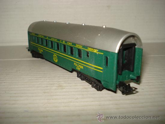Trenes Escala: Antigua Caja Set con Tren en Escala *H0* de TEMPO . Año 1970s - Foto 8 - 32247300
