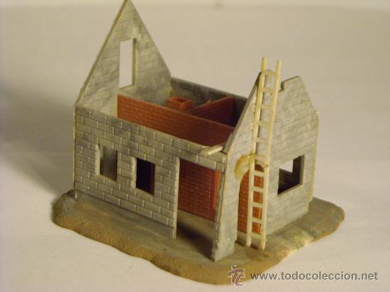 Escala En H0 Construccion Maqueta Casa 187 ChrdstQ