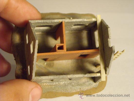Trenes Escala: maqueta casa en construccion escala h0 1/87 - Foto 6 - 33508376