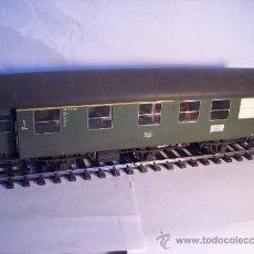 Trenes Escala: MARKLIN ESCALA 1 REF 5810 COCHE PASAJEROS 1ª Y 2ª CLASE DE LA DB VAGON 3 EJES SPUR1. Lote 33526470