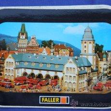 Trenes Escala: PEGATINA FALLER. Lote 33531350
