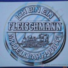 Trenes Escala: PEGATINA FLEISCHMANN. Lote 33531601