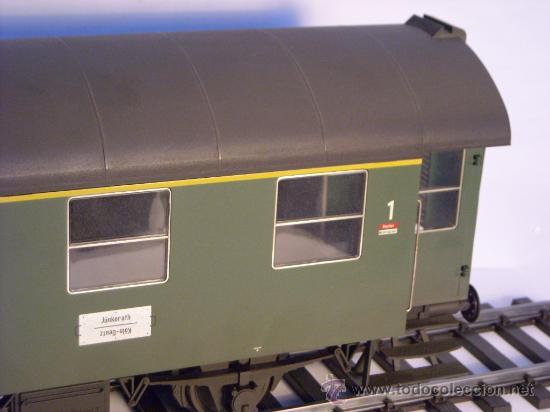 Trenes Escala: marklin escala 1 ref 5810 coche pasajeros 1ª y 2ª clase de la DB vagon 3 ejes Spur1 - Foto 10 - 33526470