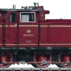 Trenes Escala: MARKLIN DIGITAL ESCALA 1 REF 54325 LOCOMOTORA DIESEL MANIOBRAS BR 260 MFX SONIDO TELEX SPUR1 NUEVA. Lote 40982727