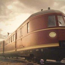 Trenes Escala: MARKLIN DIGITAL ESCALA 1 REF 55138 DIESEL SVT 137 HAMBURGO MFX SONIDO SPUR1 NUEVO. Lote 40063893