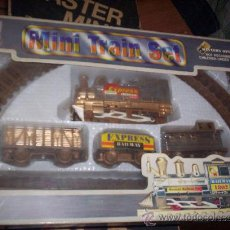 Trenes Escala: MINI TRAIN SET - COMPLETO. Lote 173894939