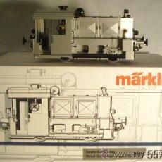 Trenes Escala: MARKLIN DIGITAL ESCALA 1 REF 5579 LOCOMOTORA DIESEL KOF II METALL TECHNOLOGIE SPUR1 NUEVA. Lote 34954634