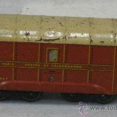 Trenes Escala: ANTIGUO VAGON TREN. Lote 35365168