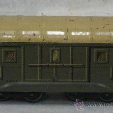 Trenes Escala: ANTIGUO VAGON TREN. Lote 35367261