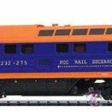 Trenes Escala: TRIX ESCALA H0 1/87 22066 DIGITAL DCC SONIDO LUDMILLA BR 232 DE LA PCC POLACA EPOCA V SOUND NUEVA. Lote 53135992