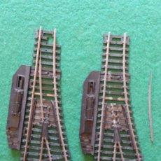 Trenes Escala: DESVIOS PARA . Lote 35791844