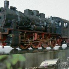 Trenes Escala: MARKLIN ESCALA 1 REF 5745 BR 55 3964 ENVEJECIDA CAJA ORIGEN NUEVA SPUR1. Lote 35987727