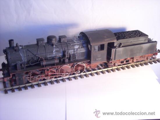 Trenes Escala: Marklin escala 1 ref 5745 BR 55 3964 Envejecida Caja origen nueva Spur1 - Foto 26 - 35987727