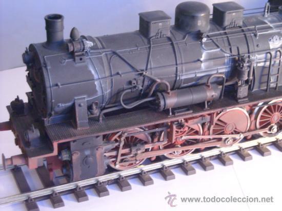 Trenes Escala: Marklin escala 1 ref 5745 BR 55 3964 Envejecida Caja origen nueva Spur1 - Foto 6 - 35987727