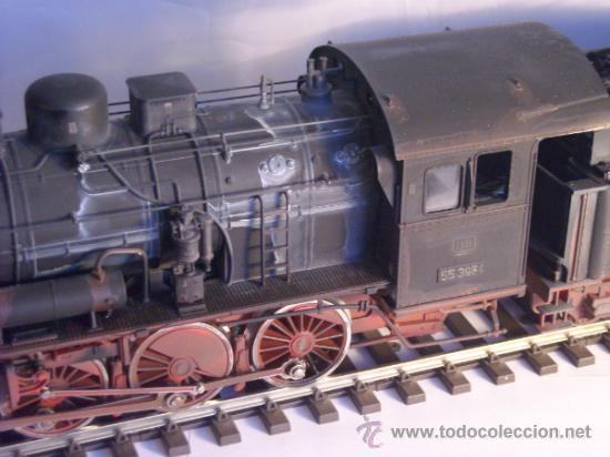 Trenes Escala: Marklin escala 1 ref 5745 BR 55 3964 Envejecida Caja origen nueva Spur1 - Foto 7 - 35987727