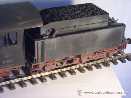 Trenes Escala: Marklin escala 1 ref 5745 BR 55 3964 Envejecida Caja origen nueva Spur1 - Foto 8 - 35987727