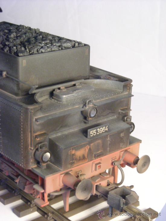 Trenes Escala: Marklin escala 1 ref 5745 BR 55 3964 Envejecida Caja origen nueva Spur1 - Foto 9 - 35987727