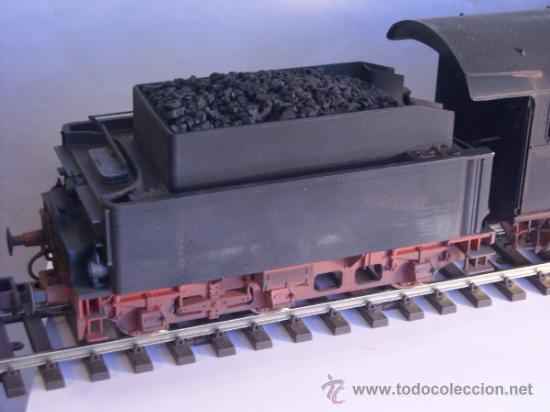 Trenes Escala: Marklin escala 1 ref 5745 BR 55 3964 Envejecida Caja origen nueva Spur1 - Foto 11 - 35987727