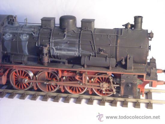 Trenes Escala: Marklin escala 1 ref 5745 BR 55 3964 Envejecida Caja origen nueva Spur1 - Foto 14 - 35987727