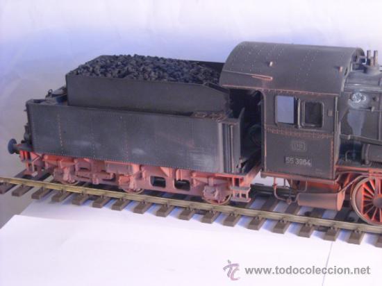 Trenes Escala: Marklin escala 1 ref 5745 BR 55 3964 Envejecida Caja origen nueva Spur1 - Foto 13 - 35987727