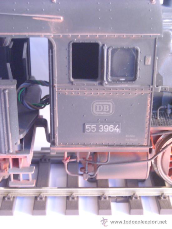 Trenes Escala: Marklin escala 1 ref 5745 BR 55 3964 Envejecida Caja origen nueva Spur1 - Foto 12 - 35987727