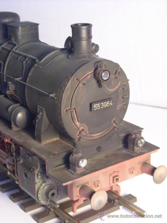 Trenes Escala: Marklin escala 1 ref 5745 BR 55 3964 Envejecida Caja origen nueva Spur1 - Foto 18 - 35987727