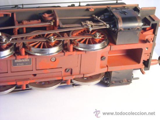 Trenes Escala: Marklin escala 1 ref 5745 BR 55 3964 Envejecida Caja origen nueva Spur1 - Foto 21 - 35987727