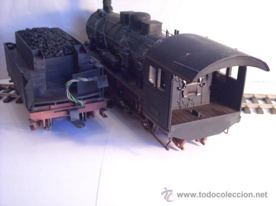 Trenes Escala: Marklin escala 1 ref 5745 BR 55 3964 Envejecida Caja origen nueva Spur1 - Foto 22 - 35987727