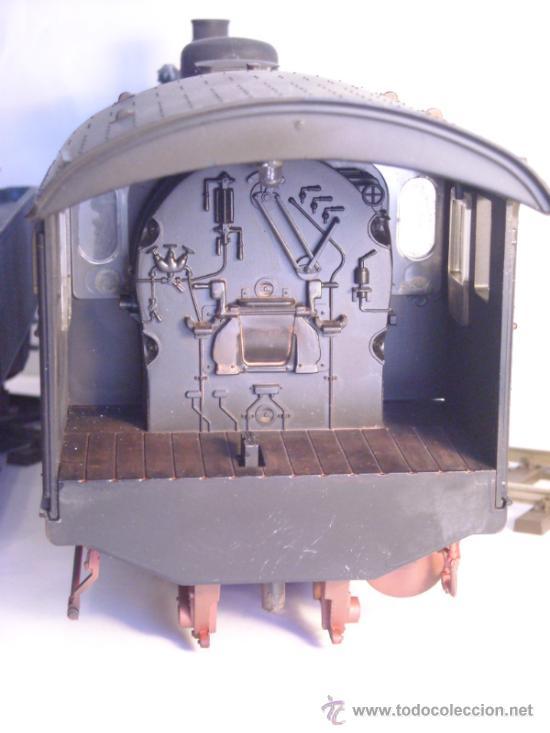 Trenes Escala: Marklin escala 1 ref 5745 BR 55 3964 Envejecida Caja origen nueva Spur1 - Foto 25 - 35987727