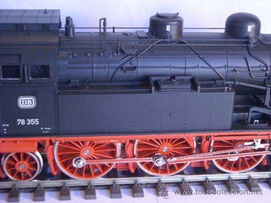 Trenes Escala: Marklin escala 1 ref 5706 locomotora vapor BR 78 335 DB Fumigeno caja origen Spur1 Nueva - Foto 8 - 36237842