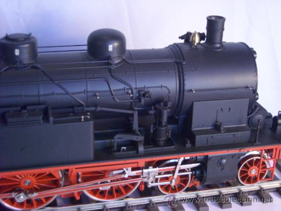 Trenes Escala: Marklin escala 1 ref 5706 locomotora vapor BR 78 335 DB Fumigeno caja origen Spur1 Nueva - Foto 9 - 36237842
