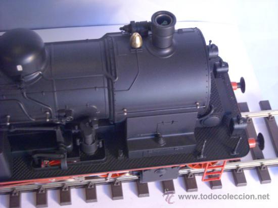 Trenes Escala: Marklin escala 1 ref 5706 locomotora vapor BR 78 335 DB Fumigeno caja origen Spur1 Nueva - Foto 11 - 36237842