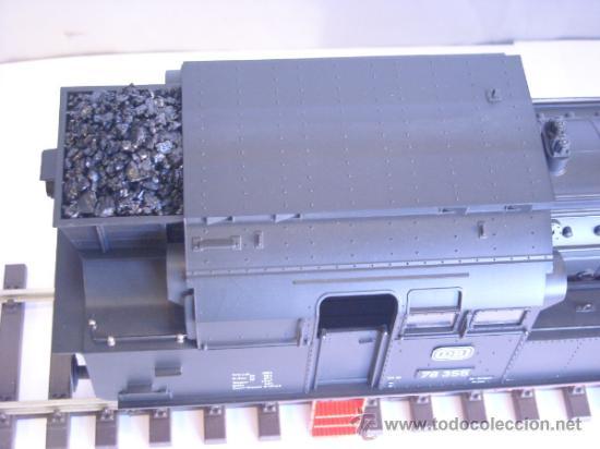 Trenes Escala: Marklin escala 1 ref 5706 locomotora vapor BR 78 335 DB Fumigeno caja origen Spur1 Nueva - Foto 13 - 36237842