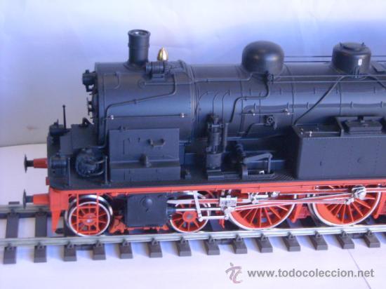 Trenes Escala: Marklin escala 1 ref 5706 locomotora vapor BR 78 335 DB Fumigeno caja origen Spur1 Nueva - Foto 16 - 36237842