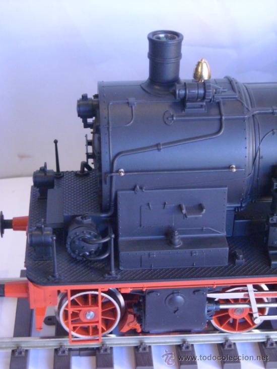 Trenes Escala: Marklin escala 1 ref 5706 locomotora vapor BR 78 335 DB Fumigeno caja origen Spur1 Nueva - Foto 15 - 36237842