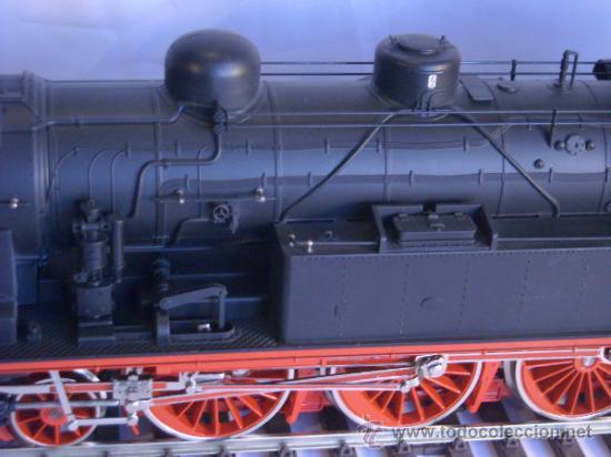 Trenes Escala: Marklin escala 1 ref 5706 locomotora vapor BR 78 335 DB Fumigeno caja origen Spur1 Nueva - Foto 17 - 36237842