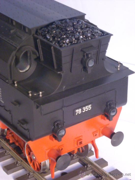 Trenes Escala: Marklin escala 1 ref 5706 locomotora vapor BR 78 335 DB Fumigeno caja origen Spur1 Nueva - Foto 20 - 36237842