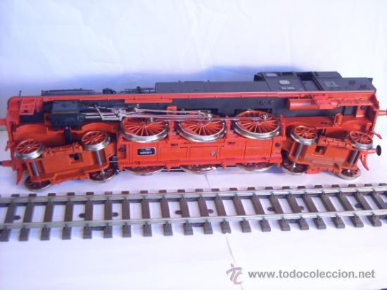 Trenes Escala: Marklin escala 1 ref 5706 locomotora vapor BR 78 335 DB Fumigeno caja origen Spur1 Nueva - Foto 21 - 36237842