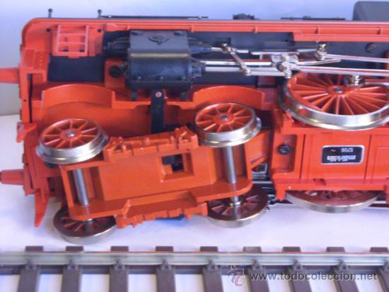Trenes Escala: Marklin escala 1 ref 5706 locomotora vapor BR 78 335 DB Fumigeno caja origen Spur1 Nueva - Foto 22 - 36237842