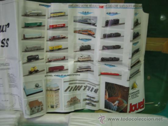 Trenes Escala: Tren Vapor Express 735800 de Jovef made in France. Escala HO. Esta deformado por la temperatura - Foto 9 - 36310232